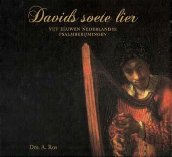 Davids soete lier - psalmberijmingen