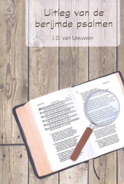 Uitleg van de berijmde psalmen