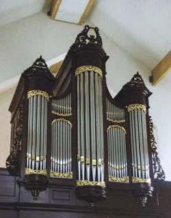 Orgel - foto: RD