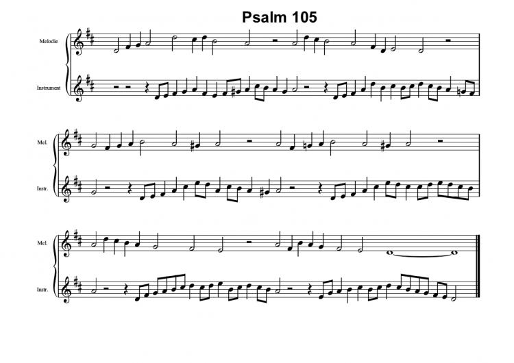 Psalm 105
