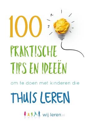 100 tips voor thuisonderwijs