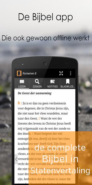 Bijbel app statenvertaling