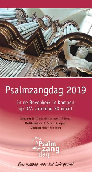 Psalmzangdag 2019